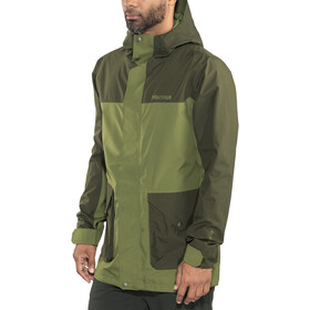 Marmot Wend Jacket Herr bomber green/forest night